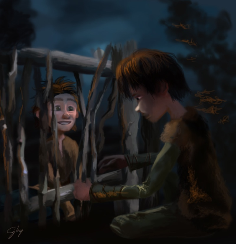 How to train your dragon ii the dragon whisperer chapter 19 a chapter 19 a special dragon ccuart Gallery